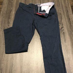 Tommy Hilfiger slim fit 36/32 pants